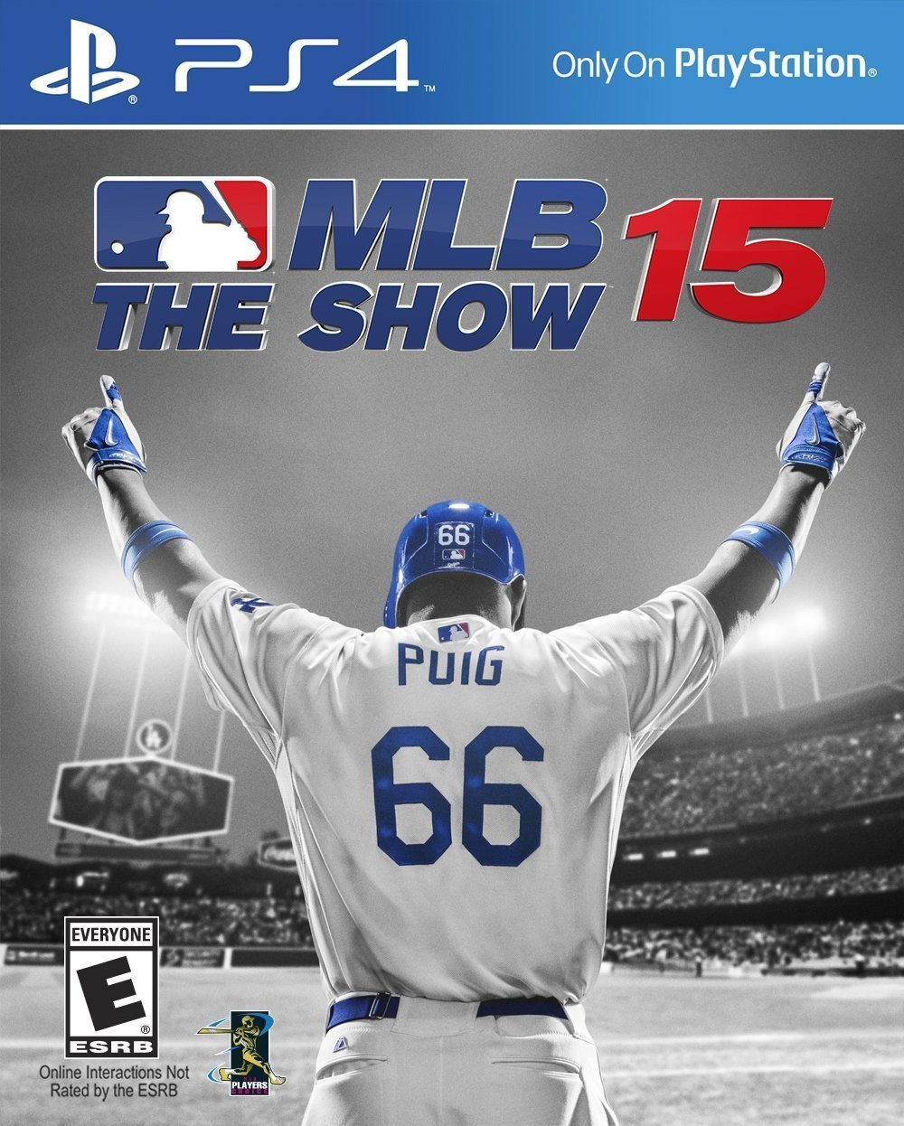 PS4: MLB 15 THE SHOW (NM) (COMPLETE)